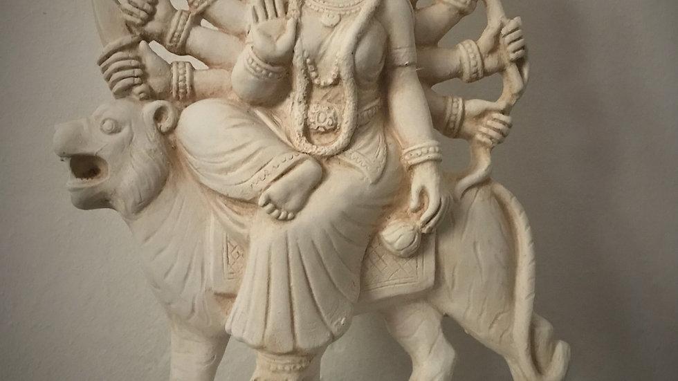 Durga-Maa Statue - 31cm x 23cm
