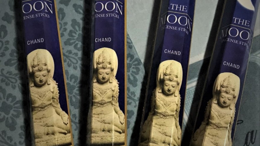 The Moon (Chand)  - Incense Sticks