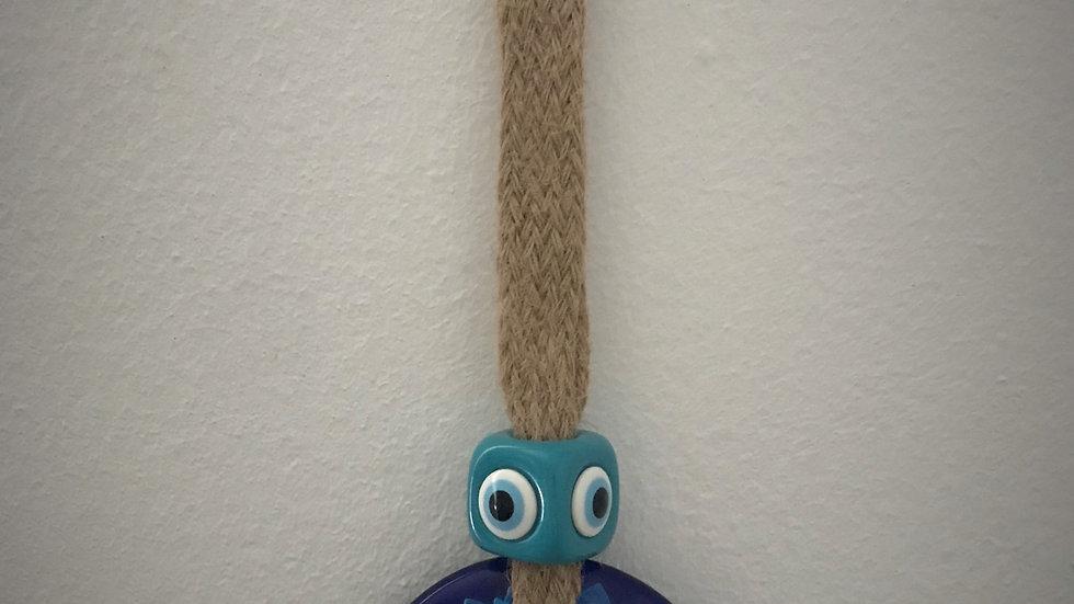 Large Evil-Eye, Wall-Hanging