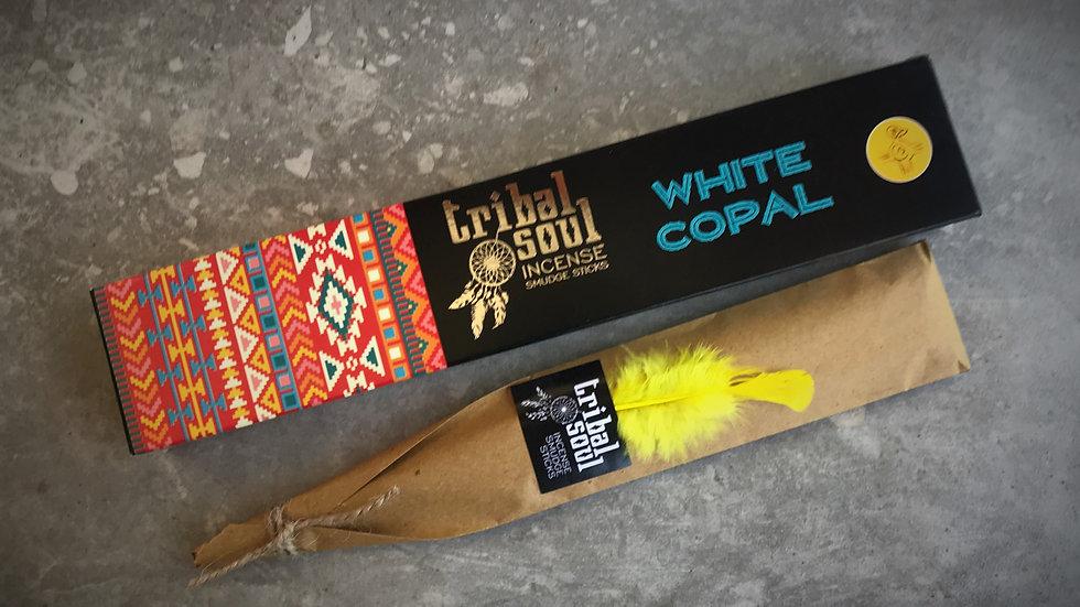 Tribal Soul-Incense Sticks - White Copal
