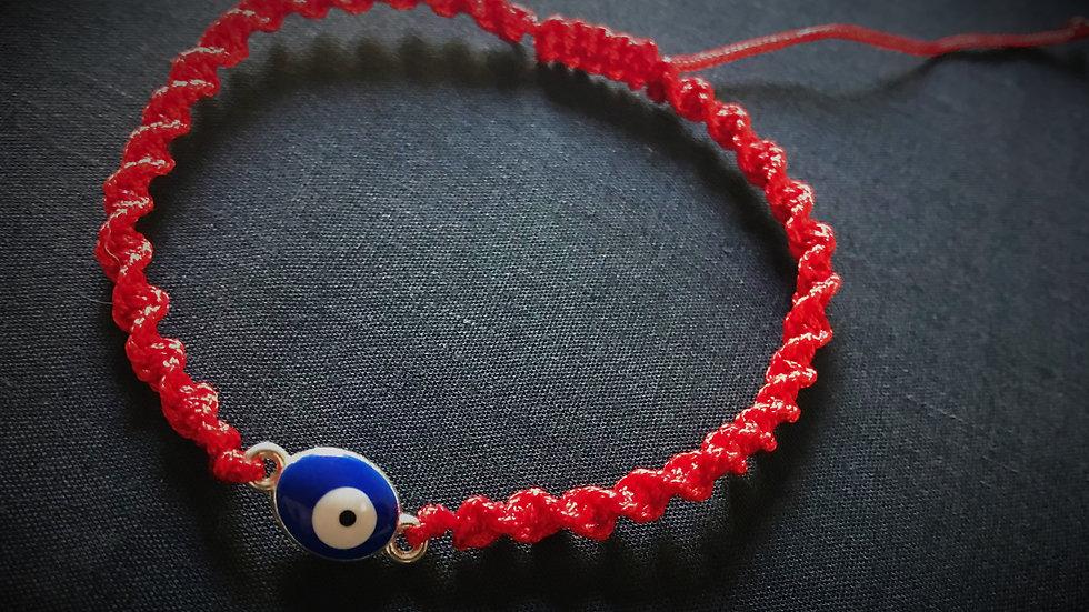 Evil-Eye Bracelet (Red)