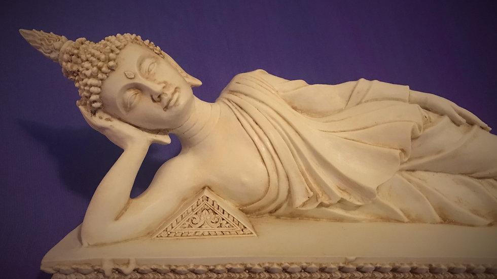 Thai Reclining Buddha-Statue