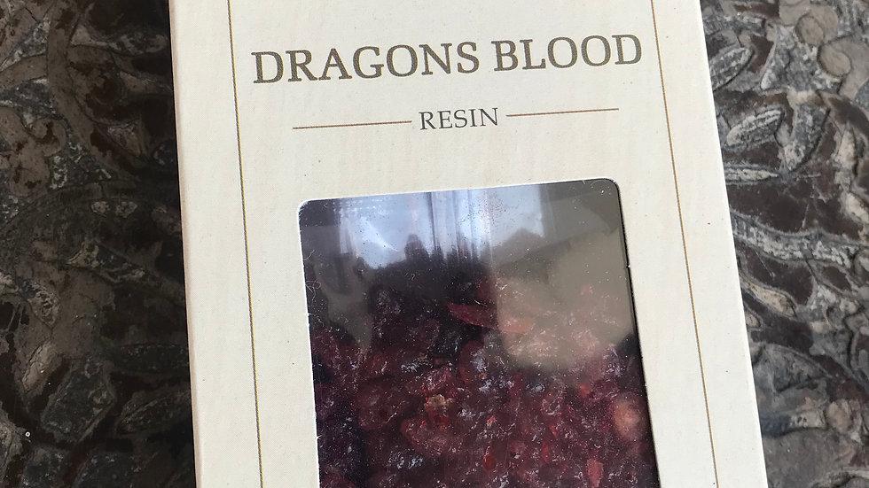 Dragons Blood Resin-Pack