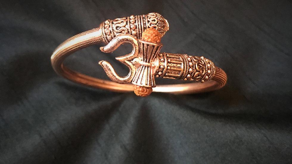 Shiva Trishul/Damru Bracelet