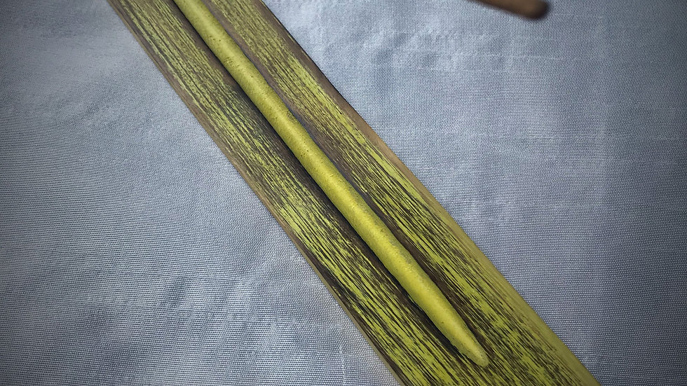 Assorted Incense Holder (Rustic-Yellow)
