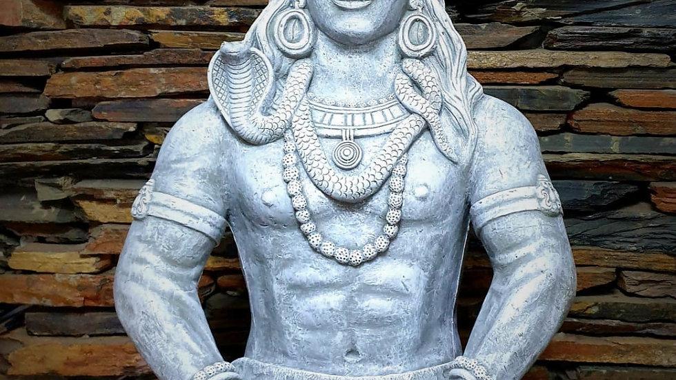 Large Shiva-Statue - 71cm x 46cm