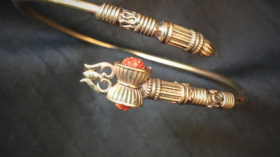 Shiva-Trishul Bracelet