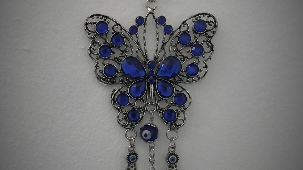 Large Evil-Eye/Butterfly, Wall-Hanging