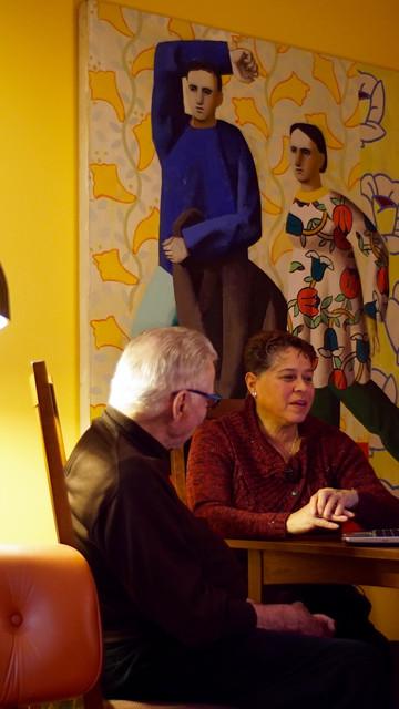 WS Martin & JW talking.jpg