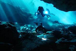 Halocline Cenote Dive Riviera Maya Mexico
