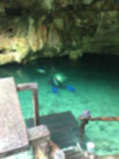 Cenote Diving Playa del Carmen Mexico Tulum Cancun Scuba Diving Dreamgate