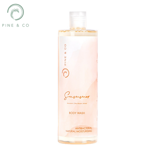 Summer - Body Wash - 500ml (with lid)