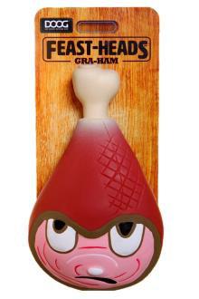 Doog 'Feast-Heads' Toy - Gra-ham