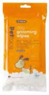 PetFace Grooming Wipes