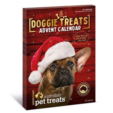 Evolution Australian Pet Treats - Dog Advent Calendar