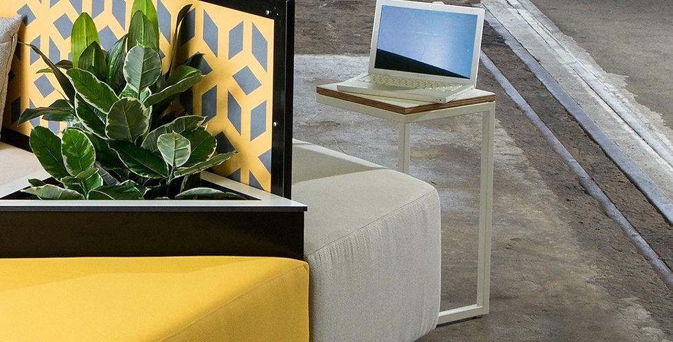 Box Laptop Table