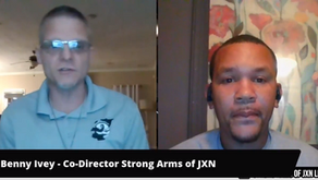 Strong Arms of JXN Weekly Facebook Live Show