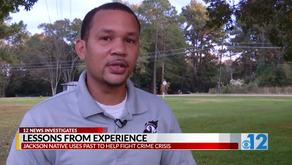 Crime Crisis: Jackson Man Turns Criminal Past Into Activism