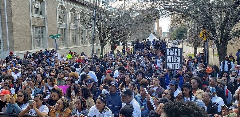 Black Voters Matter Protest.JPG