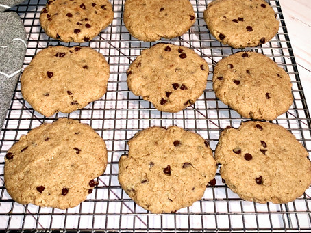 Chocolate Chip Cookies that are actually good for you!