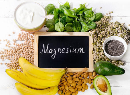 Could your symptoms be related to a Magnesium deficiency?