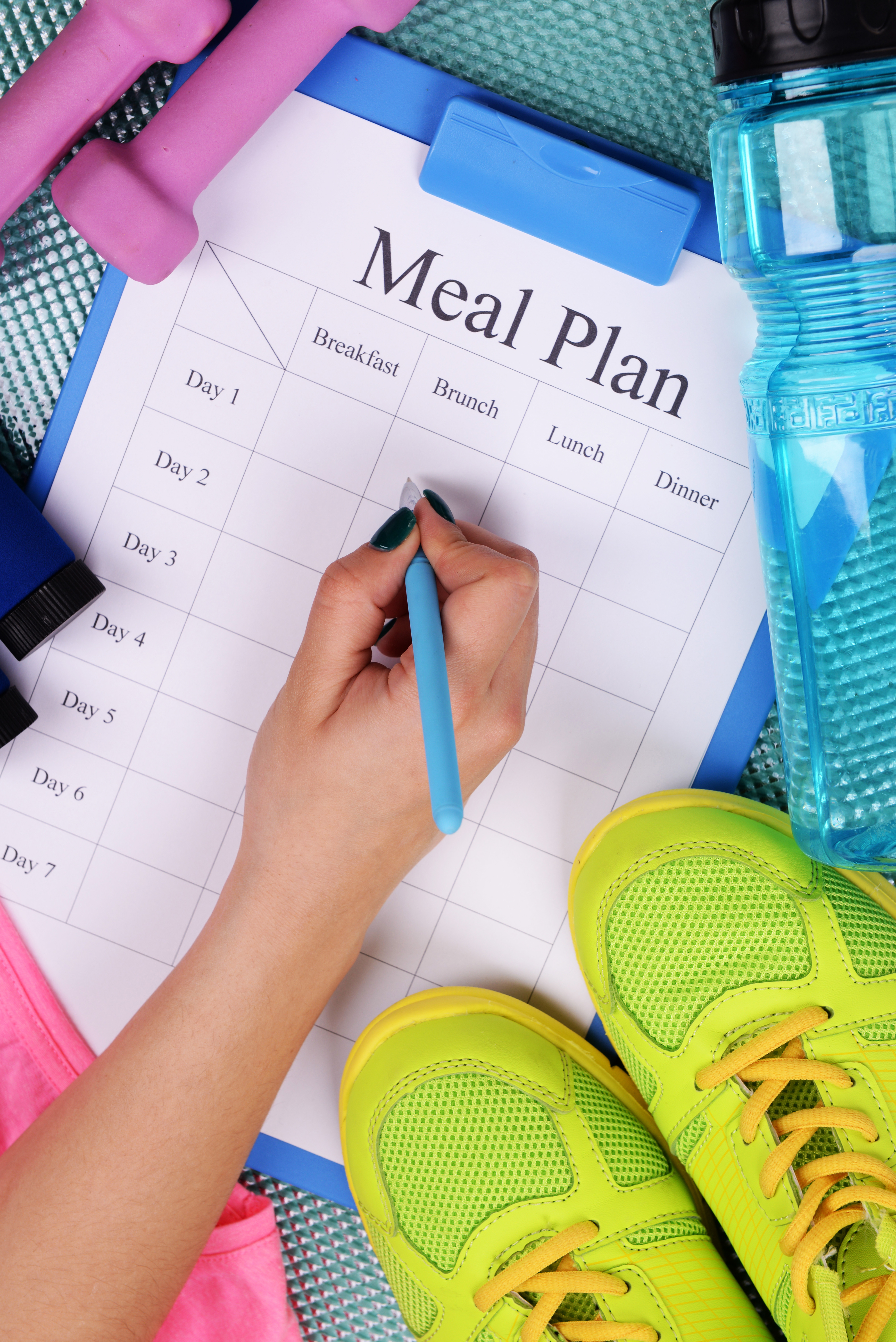 Meal Planning Consult (Dr. D's Clients)