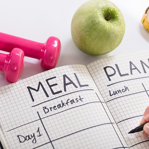 7 Day Custom Meal Plans (existing clients only)