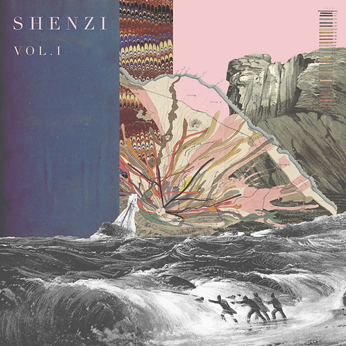 SHENZI VOL. 1 CD