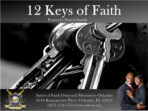 12 Keys of Faith