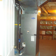 Electric Forced-Air Furnace