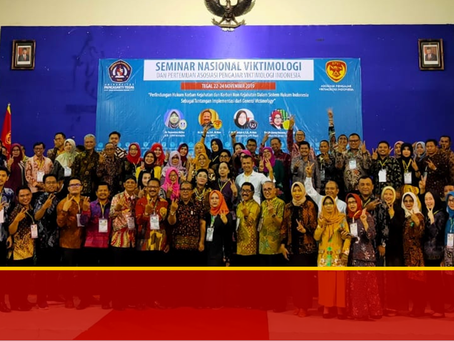 Seminar Nasional Viktimologi ke 4