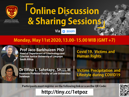 APVI Online Discussion & Sharing Sessions III