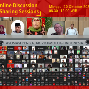 Online Discussion & Sharing Sessions APVI Oktober 2021