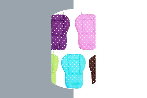 Cotton Soft Thick Baby Stroller Seat Cushion