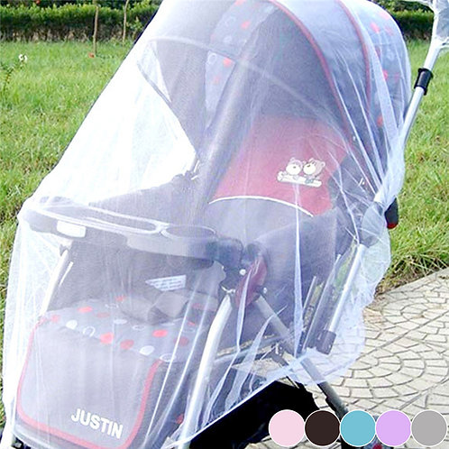 Baby Stroller Pushchair Mosquito Netting Cover