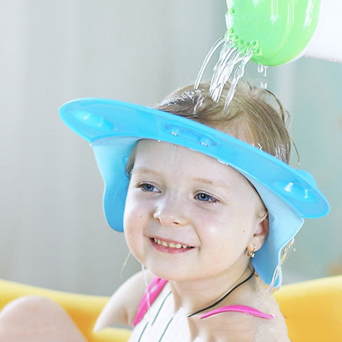 Baby Lovely Adjustable Shampoo Hat
