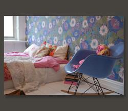 Groovy Laid Back Bedroom