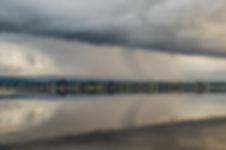Storm over Tauranga