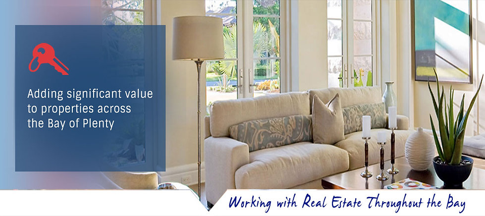 Nouveau's painters & decorators have the expertise needed for all real estate painting