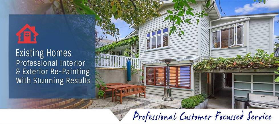 Stunning Classic Villa completed by Nouveau's expert  painters in Tauranga
