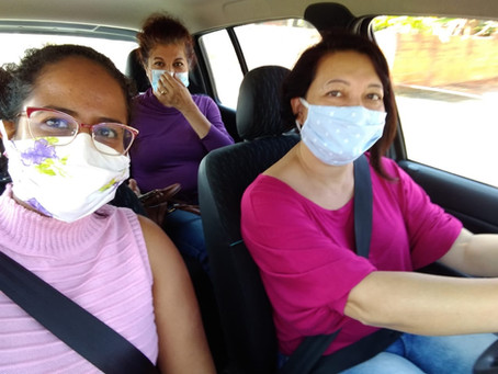 O CEV não para nem na pandemia!