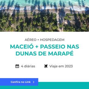 Promoção Relâmpago para Maceió !