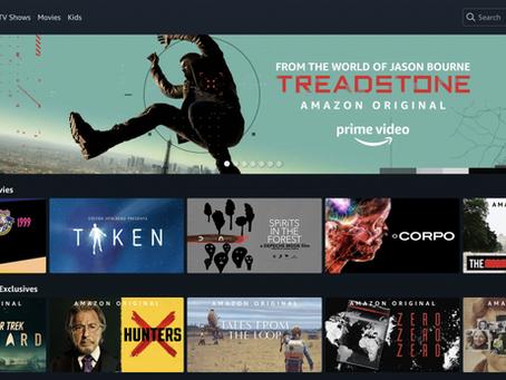 Para variar na quarentena! Melhor que Netflix? Amazon Prime Video tem filmes, séries.