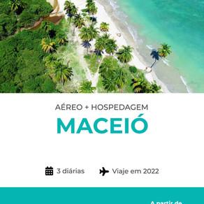 Buenos, Cartagena e Maceió a preços imperdíveis!