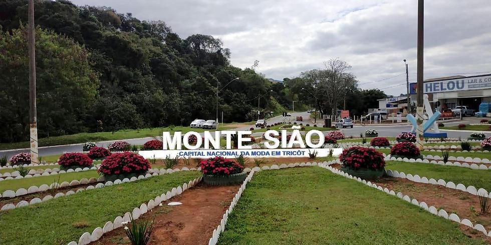 MONTE SIÃO MG + ÁGUAS DE LINDÓIA