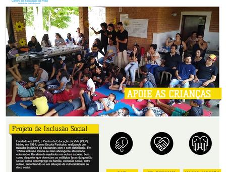 Instituto CEV inicia 2020 com site novo