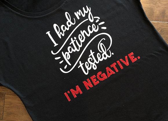 I'm Negative