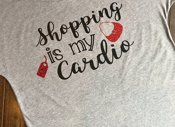 Shopping is my Cardio