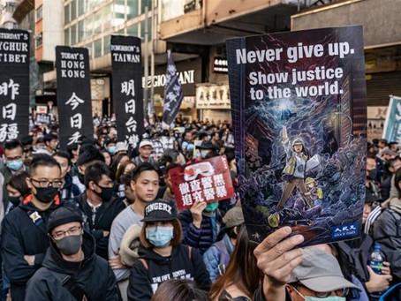 """Dấu hỏi về tương lai """"ngã tư quốc tế"""" Hong Kong"""