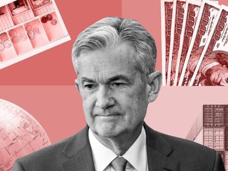 Fed báo hiệu không nâng lãi suất cho đến năm 2023, cam kết hỗ trợ thêm